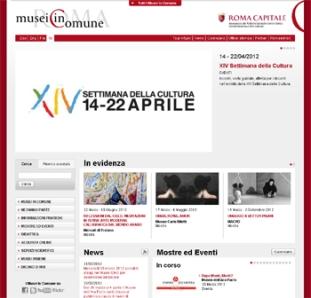 Musei in Comune - nuova home page