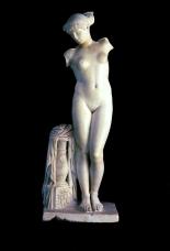 Venere Esquilina, Scultura, Prima età imperiale, Marmo