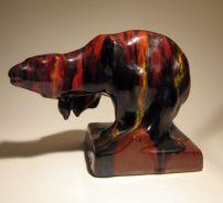 Serval 1921-23, ceramica Roma, Galleria d'Arte Moderna di Roma Capitale, AM 144