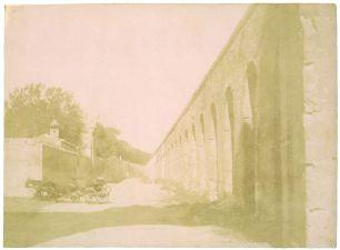 S.Lecchi 1849 Acquedotto dell'acqua Paola