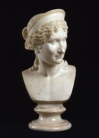 Antonio Canova, Mezzo busto di Letizia Ramolino Bonaparte, Primo decennio del XIX Secolo