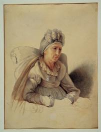Carlotta Bonaparte, Letizia Ramolino Bonaparte: 'Napoleonis Mater', 1835