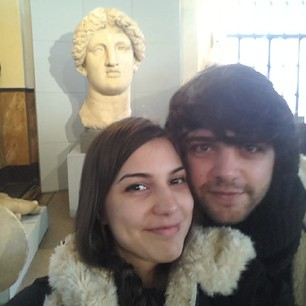 #MuseumSelfie @ Centrale Montemartini