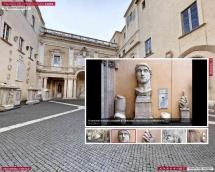Tour virtuale dei Musei Capitolini