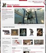 Sito web dei Musei Capitolini