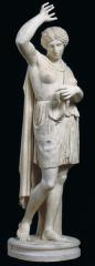 Sosikles Statua di Amazzone ferita firmata da Sosikles, Musei Capitolini