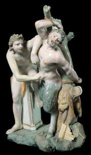 Apollo e Marsia, Musei Capitolini