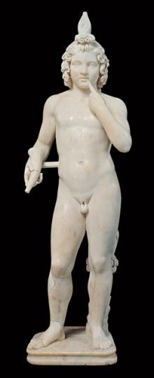 Statua di Arpocrate, Musei Capitolini