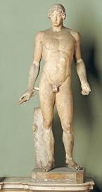 Statua di Apollo, Musei Capitolini