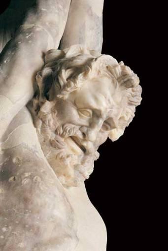 Statua di Marsia, Musei Capitolini