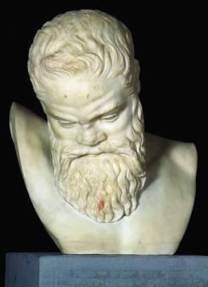 Testa del Sileno Marsia, Museo di Scultura Antica Giovanni Barracco