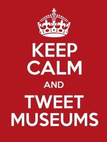 Keep Calm & #MuseumWeek