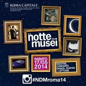 Contest Instagram #NDMroma14