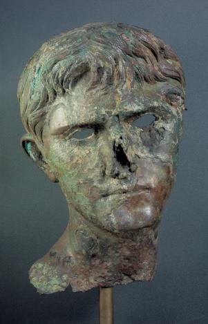 Ritratto di Caio Cesare, Età augustea
