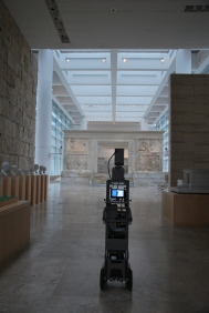 Museo dell'Ara Pacis - Museum View