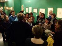 Giambattista, Giandomenico e Lorenzo Tiepolo: i colori del disegno, Musei Capitolini