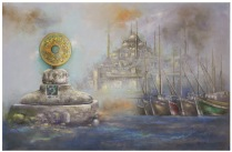 Timur KerimIncedayi, Istanbul nel mare della storia I, 2013