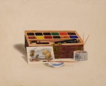 La cassetta dei colori di Charlotte Bonaparte