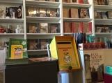 La mail box nella libreria dei Musei Capitolini