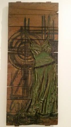 marisa busanel, bersaglio verde, 1965
