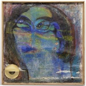 Marisa Merz, Senza titolo, 1984, tecnica mista su carta, Courtesy MADRE Napoli_ok