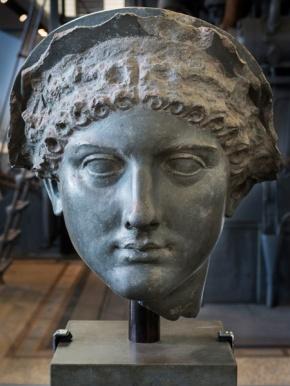 Ritratto di Agrippina Minore