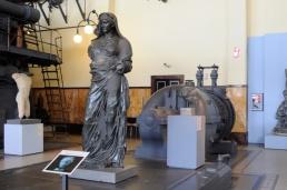 Statua di Agrippina Minore come Orante