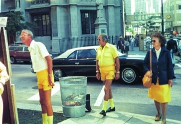 Senza titolo, Chicago, agosto 1976. © Vivian Maier/Maloof Collection, Courtesy Howard Greenberg Gallery, New York.