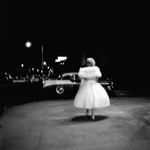 Florida, 9 gennaio 1957. © Vivian Maier/Maloof Collection, Courtesy Howard Greenberg Gallery, New York.
