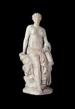 Euterpe, Manufacture Volpato, 1786-1800 ca.
