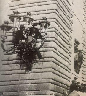 Giuseppe Primoli, Torneo storico a Piazza del Popolo